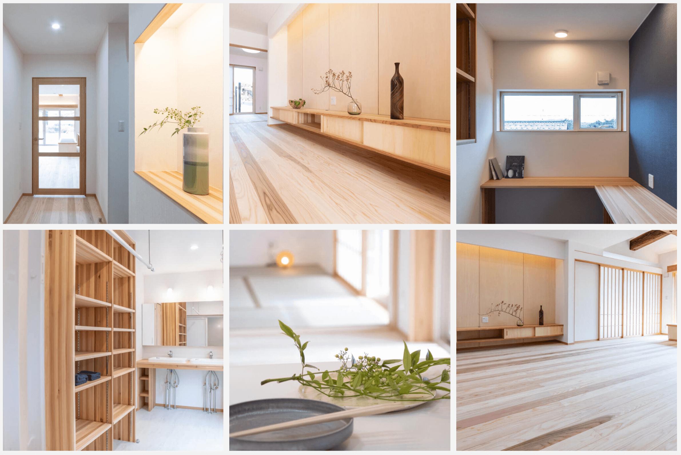 新潟県村上市の和風住宅竣工写真